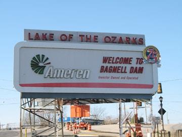 Ameren UE-Bagnell Dam